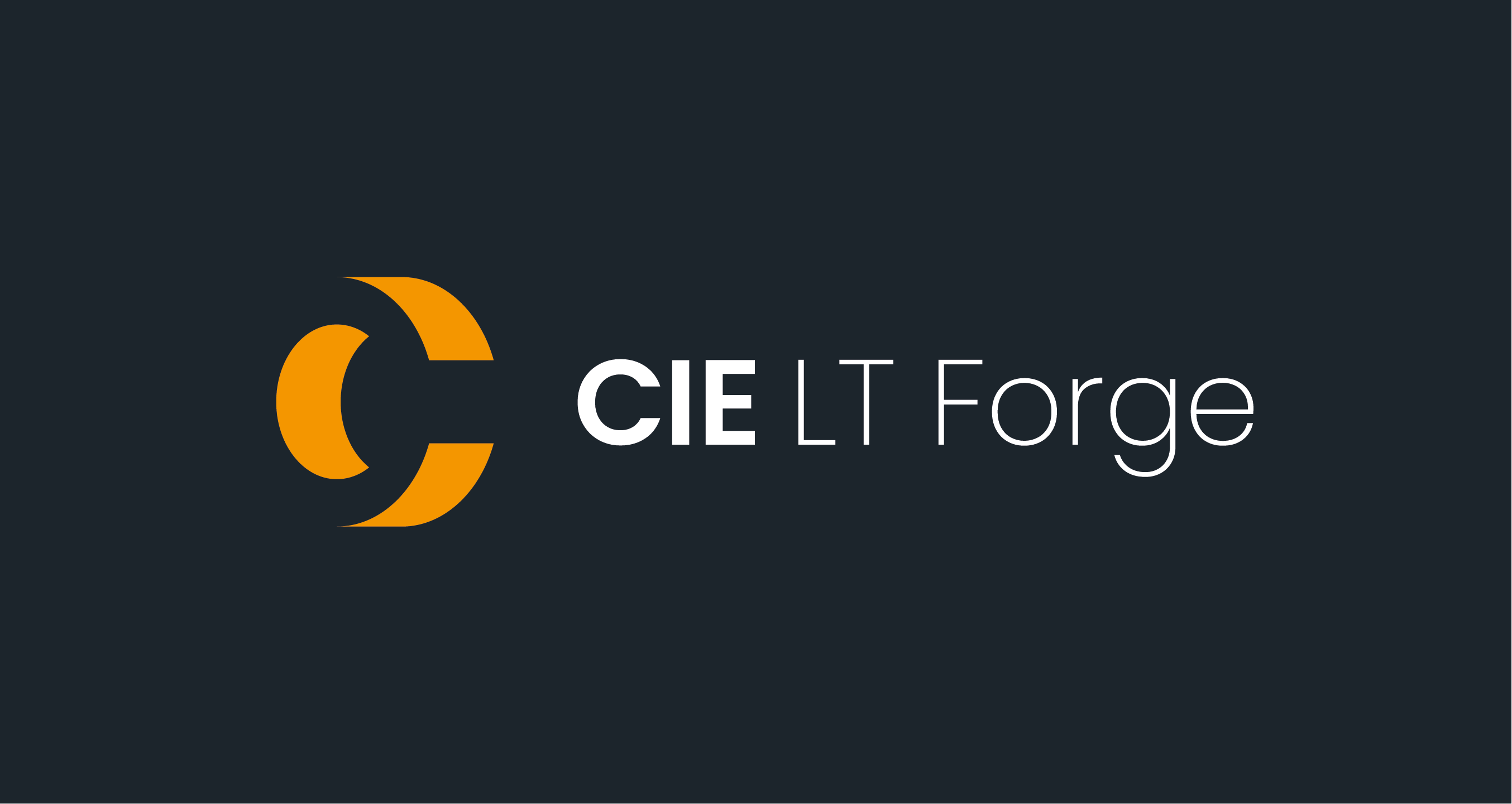 CIE LT Forge
